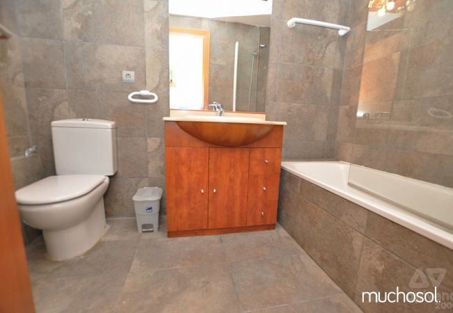 Apartment in Empuriabrava at 50 m from the beach - Ref. 86758-12