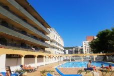 Apartment with 2 bedrooms at 50 m from the beach