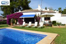 Villa with 3 rooms at 3 km from the beach