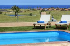 Villa with swimming pool in Caleta de Fuste - Antigua