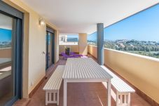 Apartment in Casares for 9 people with 3 bedrooms