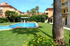 Apartment with swimming pool in Montañar I area