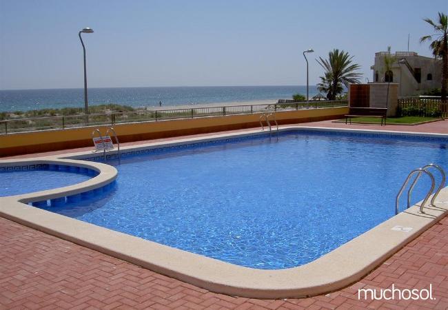 Beach front apartment in La Manga del Mar Menor - Ref. 57819-3
