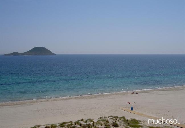 Beach front apartment in La Manga del Mar Menor - Ref. 57819-4
