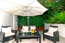 Apartment with swimming pool in Marbella