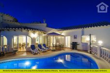 Villa in Moraira at 2000 m from the beach