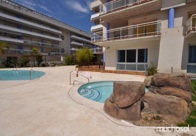 Apartment with swimming pool in Santa Margarita area, Rosas / Roses - Ref. 86767-17